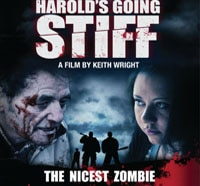 Meet the World's Nicest Zombie When Harold's Going Stiff Arrives on VOD and in Theatres This August