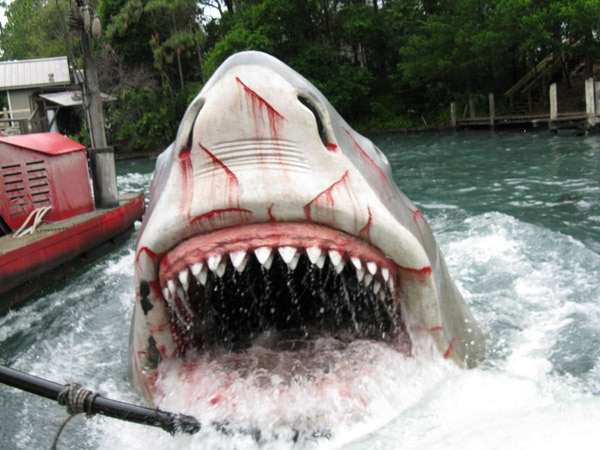 Worst News of the Week: Universal Orlando Closing Jaws Ride