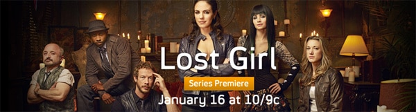 Lost Girl on Syfy