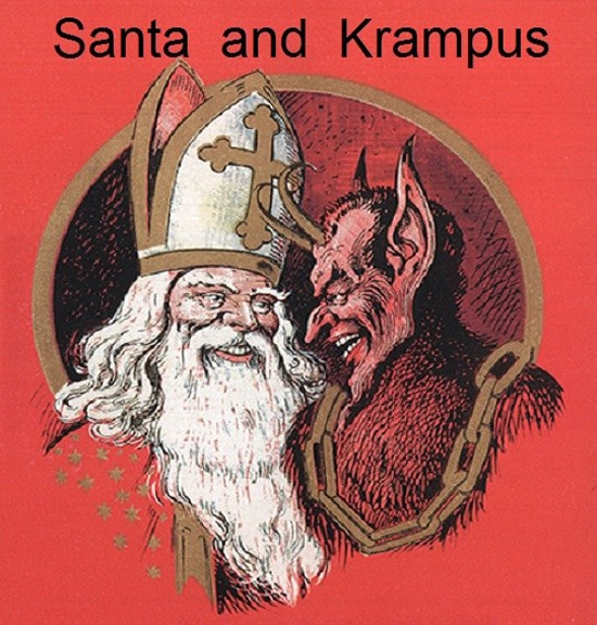 Greatest Holiday Parade...Ever! Introducing the Krampuslauf!