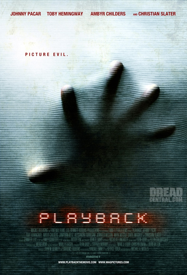 Exclusive Interview: Writer/Director Michael Nickles Talks Playback