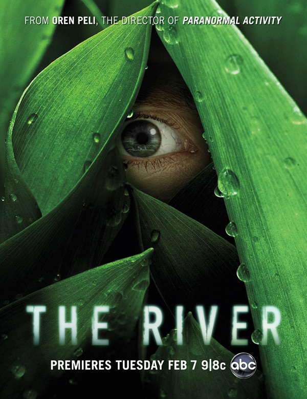Official One-Sheet for ABC's The River