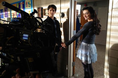 Teen Wolf Season 2 Behind-the-Scenes Photos
