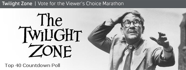 Vote for Your Favorite The Twilight Zone Episodes and Help Syfy Ring in the New Year