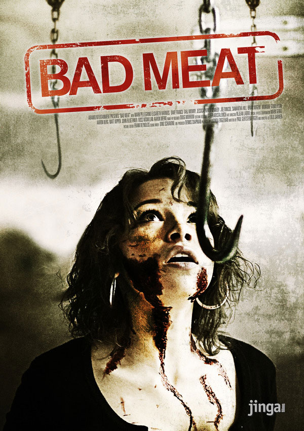 Lulu Jarmen's Bad Meat Rotting on DVD This February