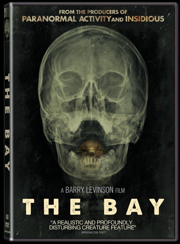 Dive Into an Exclusive Clip From The Bay
