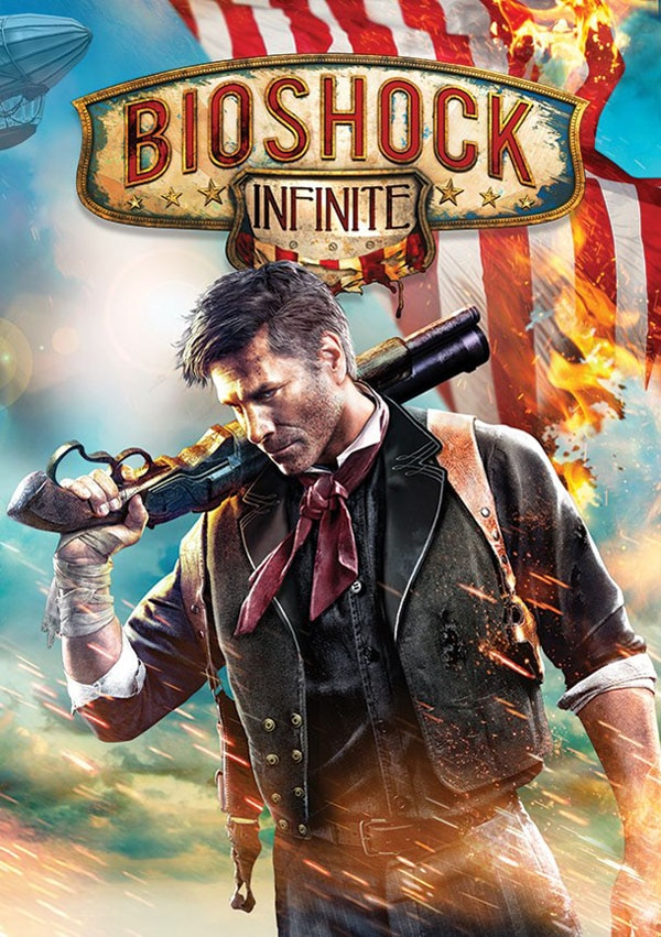 Step into the First Few Minutes of BioShock Infinite