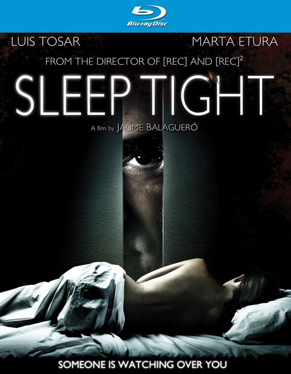 Twitter Users - Win a Copy of Sleep Tight on Blu-ray