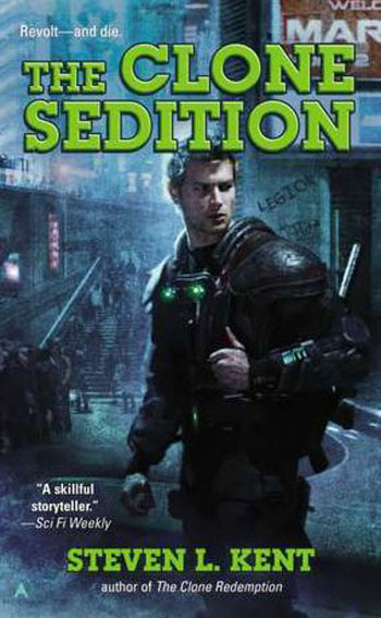 Get Sucked Into a Black Hole in Dark Expanse; Win a Copy of Steven L. Kent's The Clone Sedition