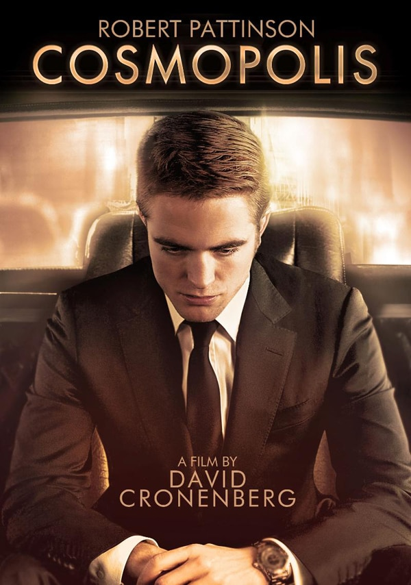 Celebrate New Year's Day 2013 with Cosmopolis on Blu-ray/DVD