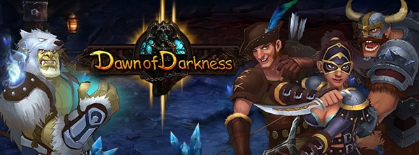 Dawn of Darkness Creeps Onto PC Today