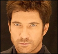 Dylan McDermott Gets Locked in a Freezer