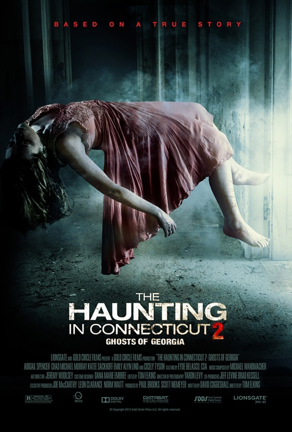 Exclusive Video Interview: Katee Sackhoff and Emily Alyn Lind on The Haunting in Connecticut 2: Ghosts of Georgia