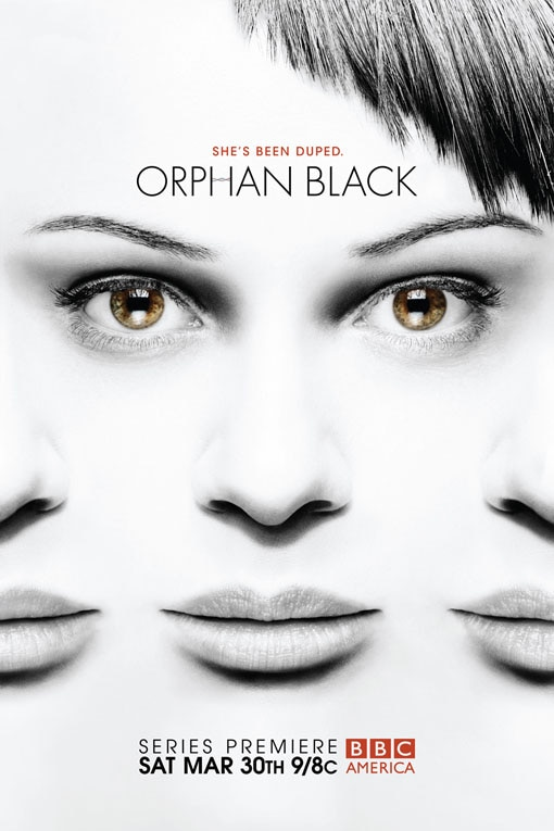 Trailer, First Still, and Poster for Orphan Black Assume Identitiess