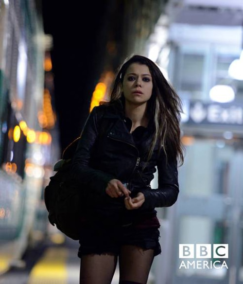 Trailer, First Still, and Poster for Orphan Black Assume Identities