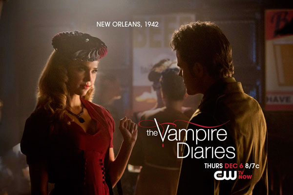 The Vampire Diaries Episode 4.08 - We'll Always Have Bourbon Street: New Promo Photo