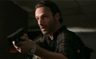 The Walking Dead: Q&A with Andrew Lincoln (Rick Grimes)