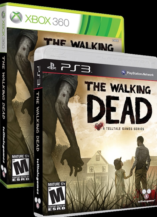 Game of the Year The Walking Dead Now In Stores