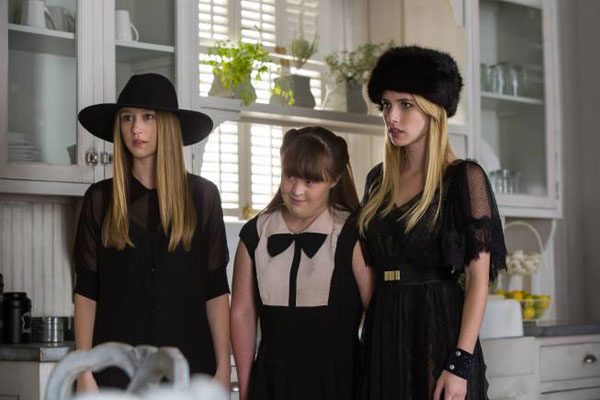 American Horror Story: Coven Episode 3.09 - Head