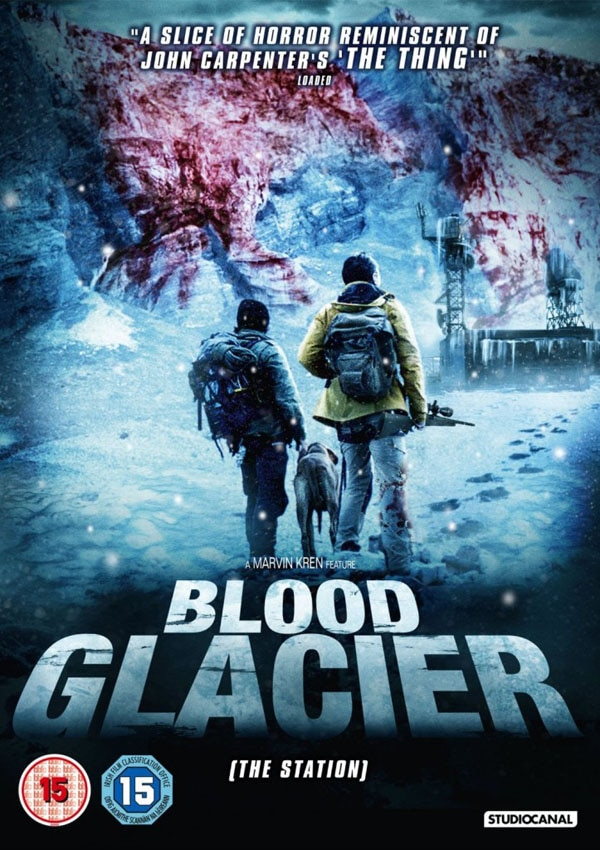 Blood Glacier - The Station