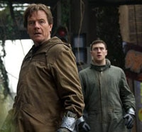 Video Interview - Bryan Cranston Talks Godzilla