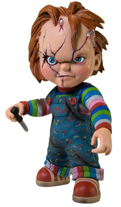 Mezco Announces a Chucky Stylized Roto Figure for Summer 2014