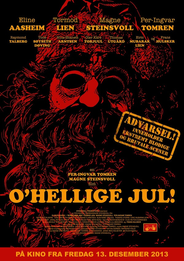 O'Hellige Jul - O Holy Christmas