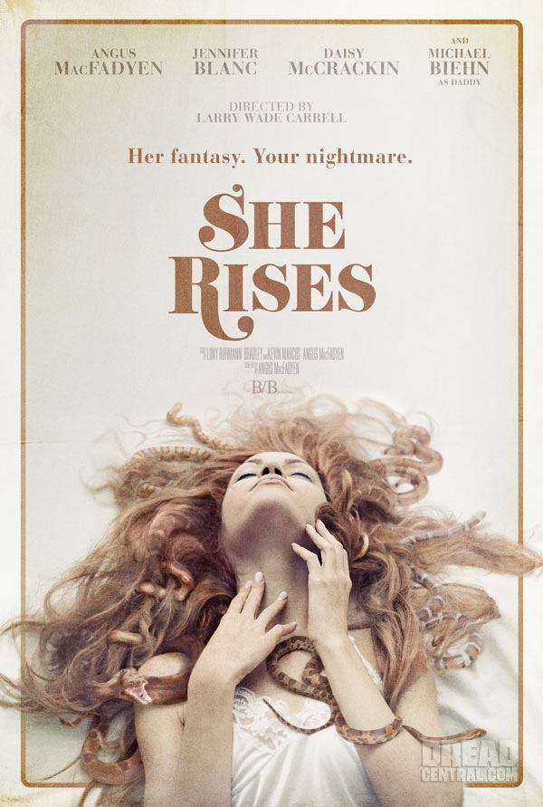 First Stills and Behind-the-Scenes Photos from the Set of She Rises