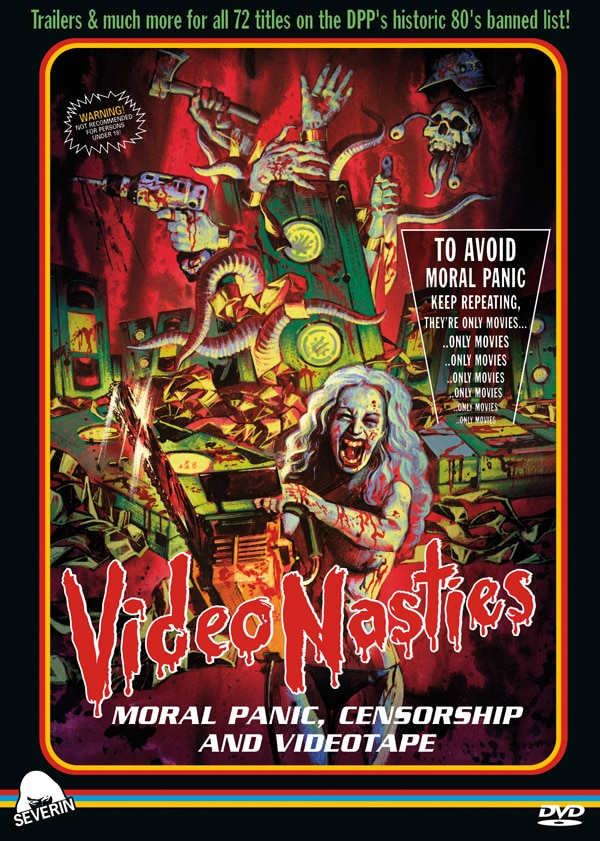 Video Nasties: The Definitive Guide in North America