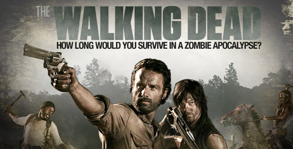 Ring in 2014 with The Walking Dead Marathon; Prep by Playing the New Walking Dead Survival Game