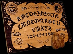 Ouija Points to Lots of Directing Talent