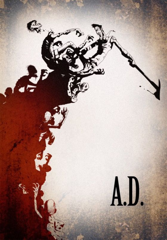 Animated Zombies Shamble On in A.D.