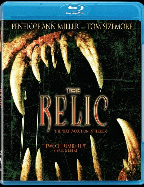 The Relic Hits Blu-ray From Lionsgate