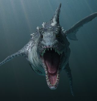 Sharktopus Plot Details and Dinoshark Image Revealed!