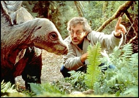 Steven Spielberg to Reunite with Dinosaurs in Terra Nova for Fox