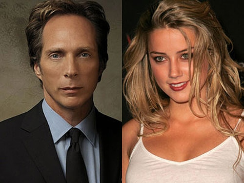 William Fichtner and Amber Heard Ready to Drive Angry?