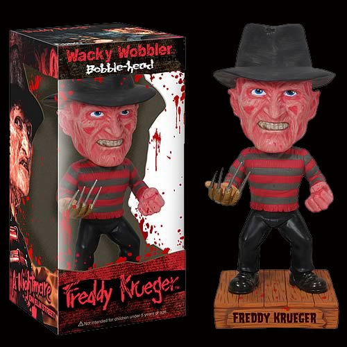 Freddy Is Ready to Bobble in Your Dreams