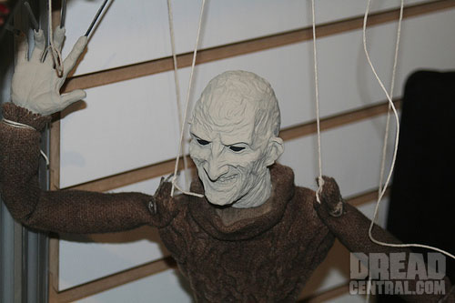 Toy Fair 2010: NECA's Nightmare on Elm Street
