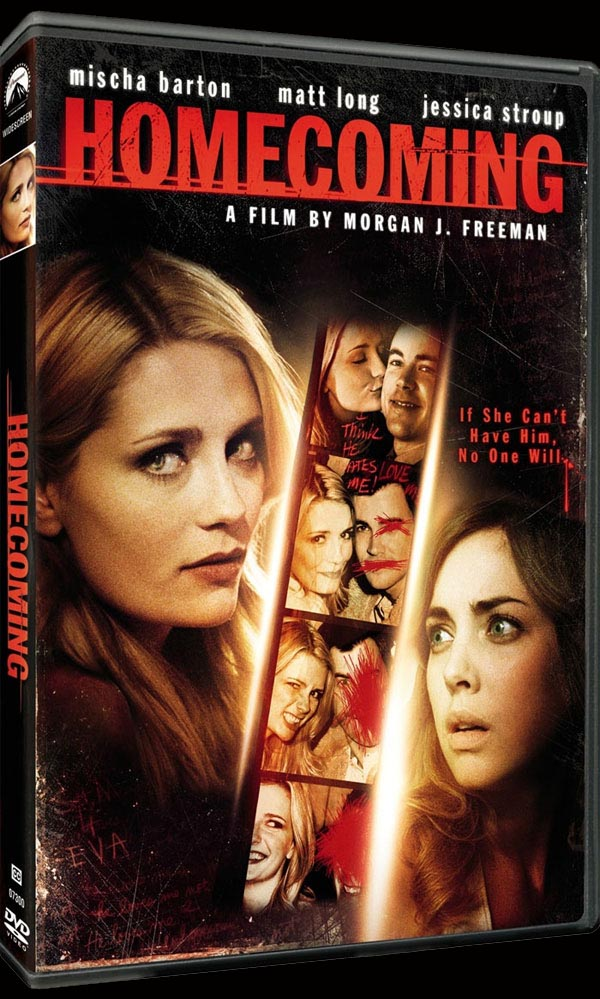 DVD Details: Mischa Barton's Homecoming