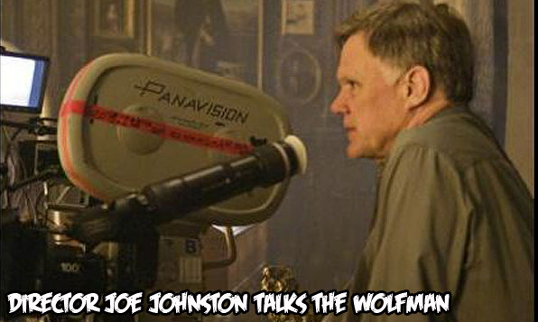 Director Joe Johnston Talks talks the Transformative Aspects of The Wolfman