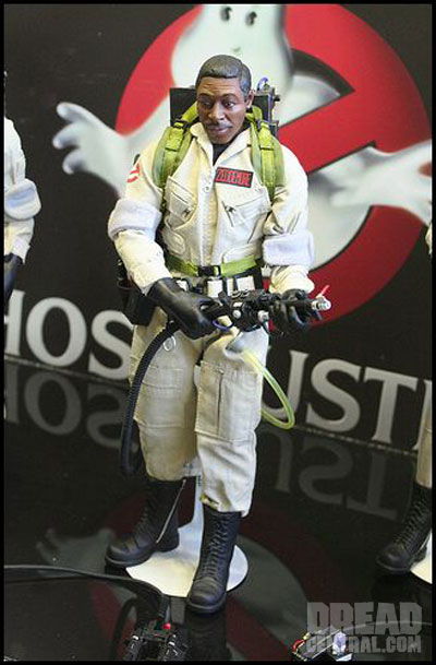 Toy Fair 2010: Mattel's Ghostbusters Line