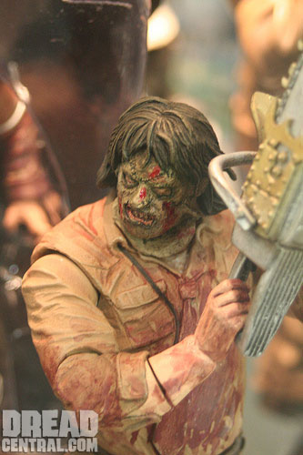 Mezco's new Leatherface