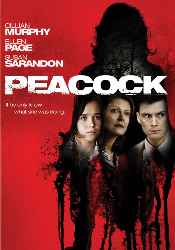 DVD Art: Lionsgate's Peacock