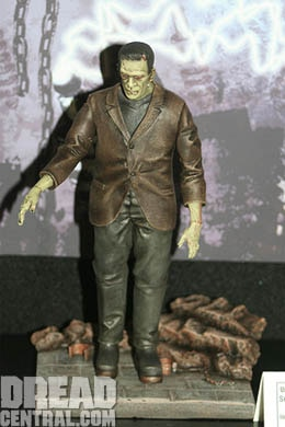 Toy Fair 2010: Diamond Select's Universal Monsters