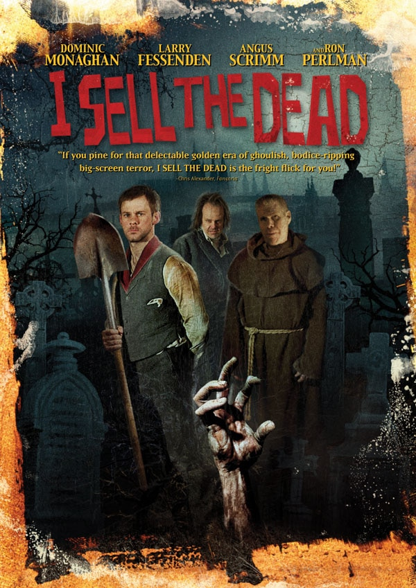 Exclusive Interview with Larry Fessenden of I Sell the Dead
