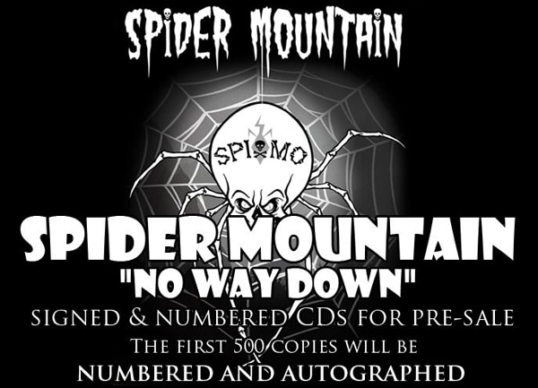 Bill Moseley Takes Us to Spider Mountain