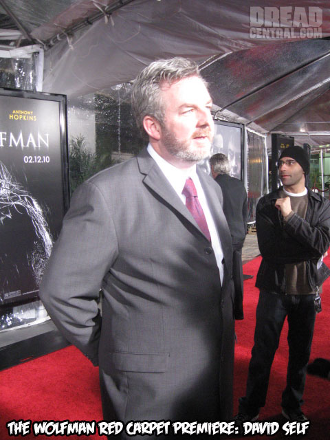 The Wolfman Red Carpet Premiere Report