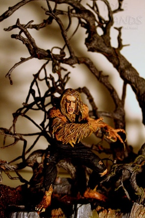 A Brief History of Werewolves in Plastic