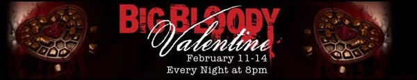 EPIX Celebrating a Big Bloody Valentine All Week Long!