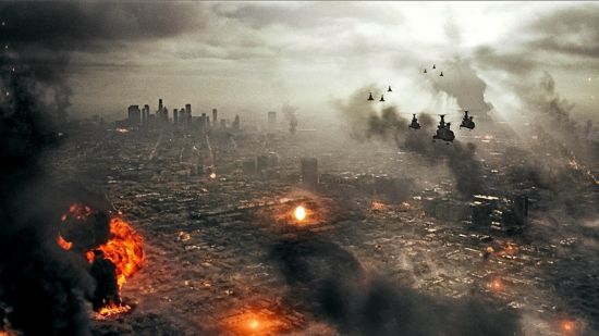 Witness the Devastation in New Stills from Battle: Los Angeles